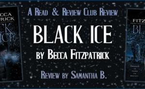 A Read & Review Club Review: Black Ice by Becca Fitzpatrick